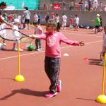 Les enfants deviennent les rois de la piste au Geneva Open