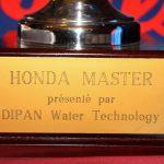 Le Master Honda connaît ses vainqueurs
