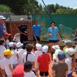 Plus de 150 enfants ont participé au Kids Day lors du Geneva Open