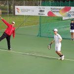 Genève Tennis s'est impliqué avec bonheur dans les National Games