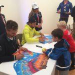 Les juniors ont été à la fête lors du Geneva Open